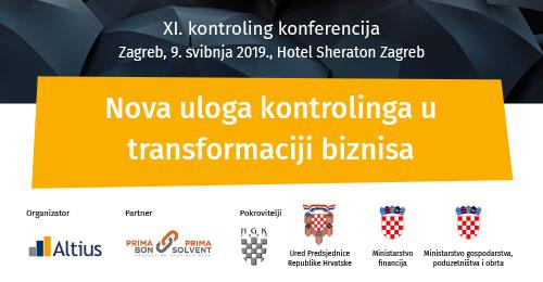 Brošura Altiusove 11. kontroling konferencije