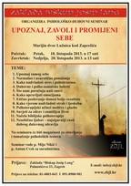 Dođite na seminar Zaklade biskup Josip Lang